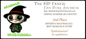 Five HP Fanfic Fanpoll Awards