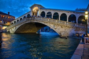 Till A' the Seas Gang Dry , Chapter 3: First Night inVenice