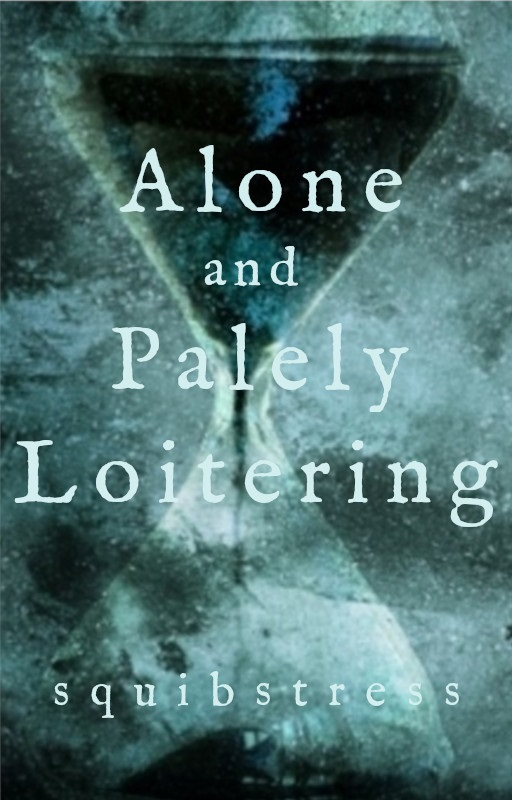 Book Cover: Alone and Palely Loitering