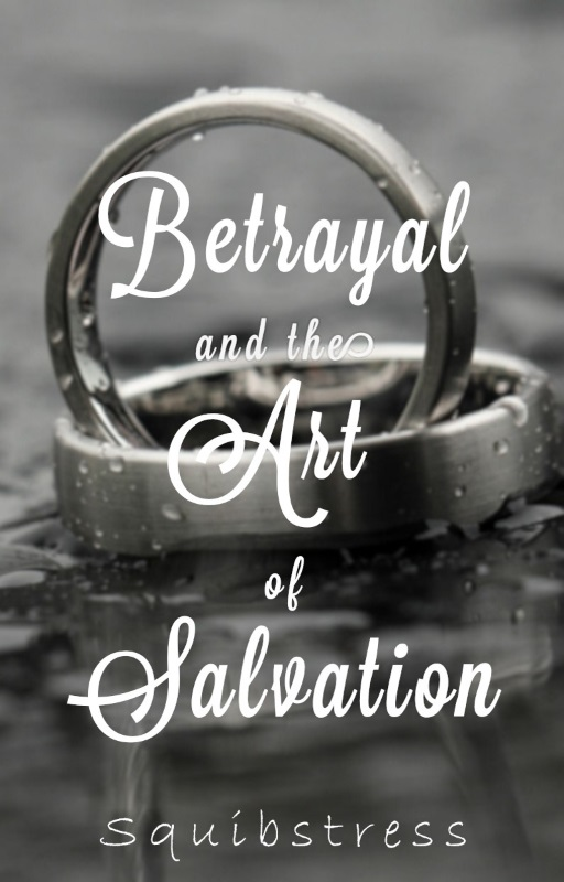 Book Cover: Betrayal and the Art of Salvation