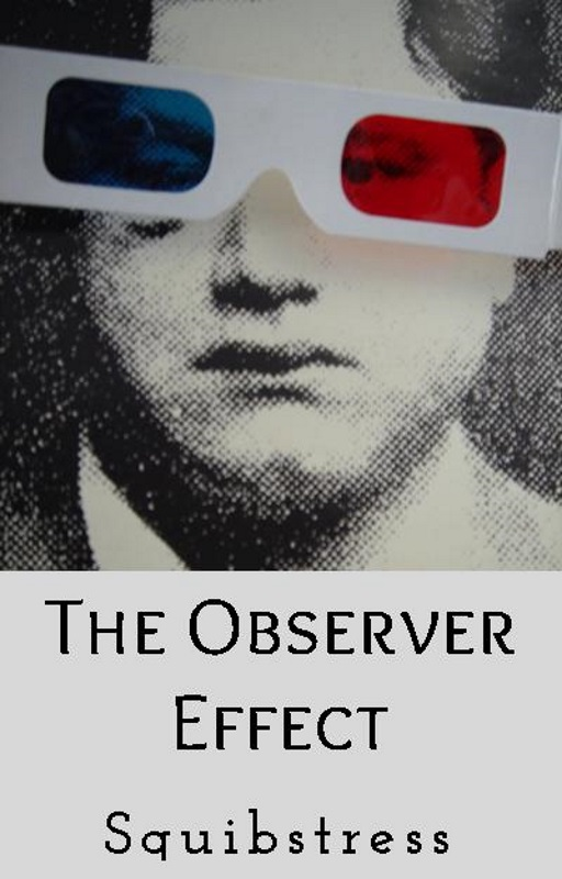 Book cover: The Observer Effect