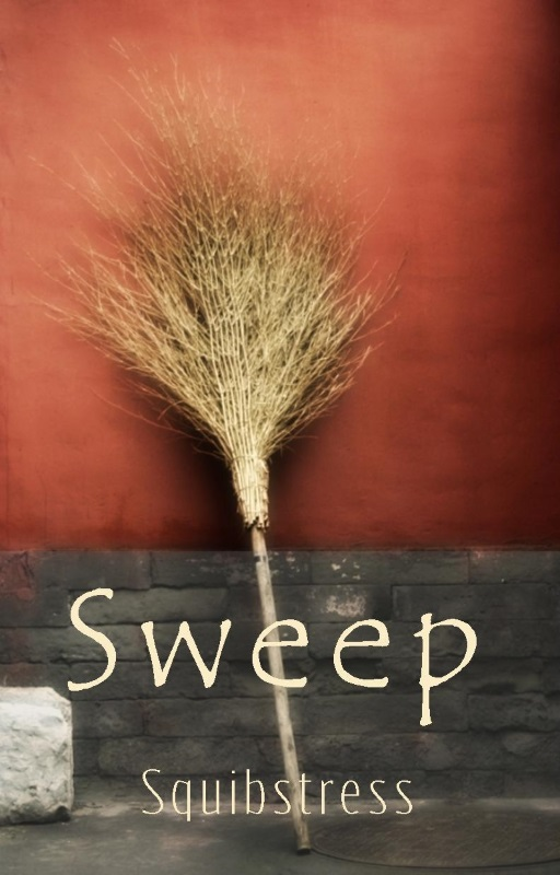 Book cover: Sweep