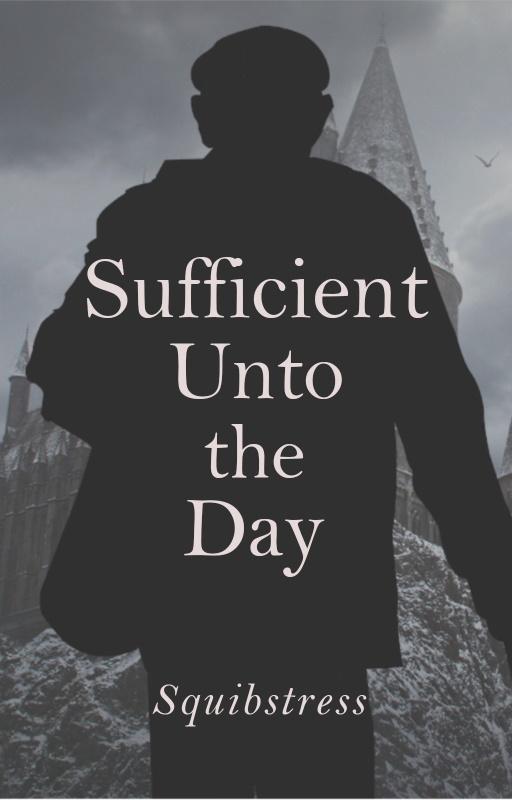 Sufficient Unto the Day book cover