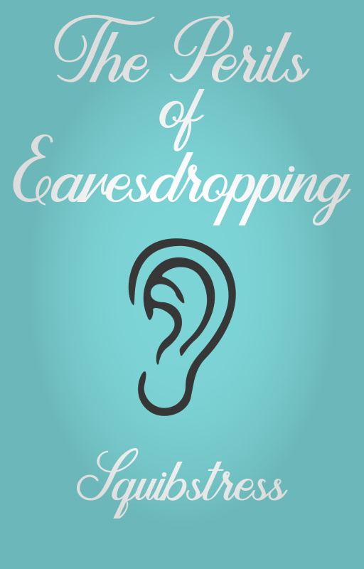 Book cover: The Perils of Eavesdropping