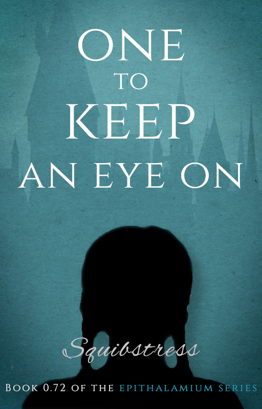 Book cover: One to Keep an Eye On