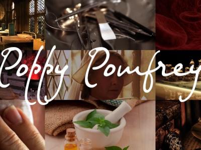 Poppy Pomfrey collage